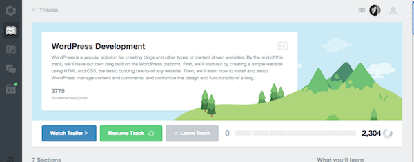 teamtreehouse-wordpress-training
