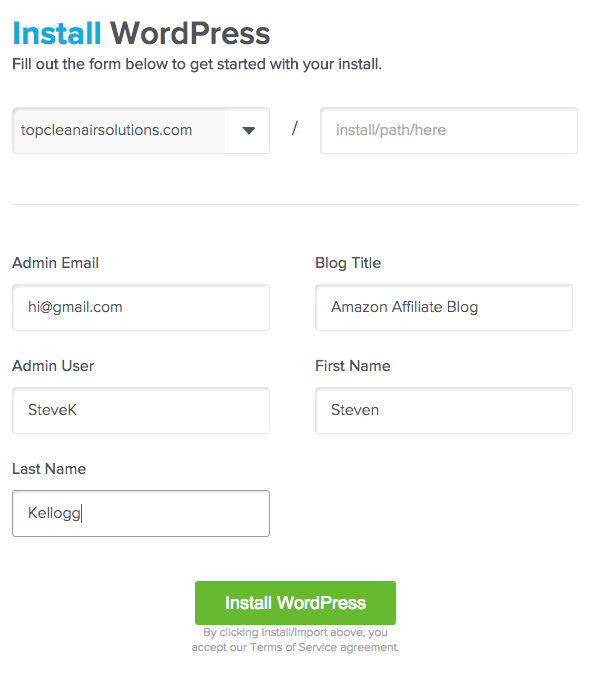 How to Build an Amazon Affiliate Website - Make A Website Hub