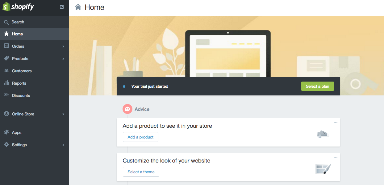 How to Create an eCommerce Website with Shopify