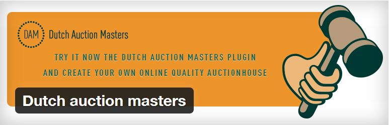 dutch auction masters