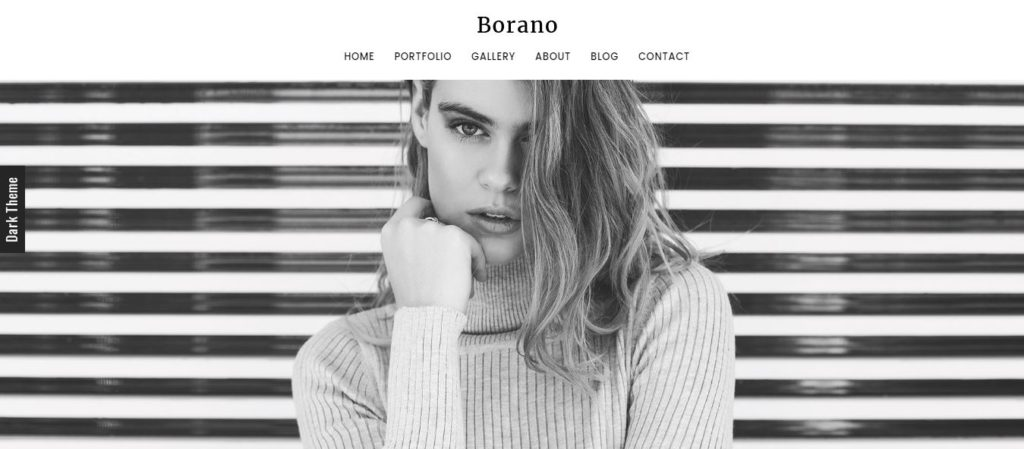 borano-photography-wordpress-theme