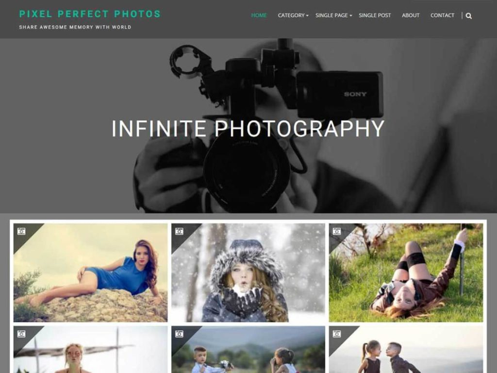 infinite-photography-theme