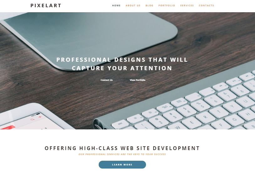 pixalart-wordpress-theme-for-photographers