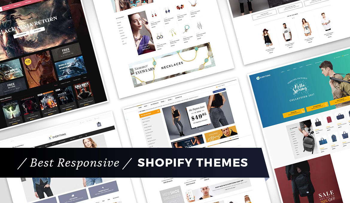 best responsive shopify theme