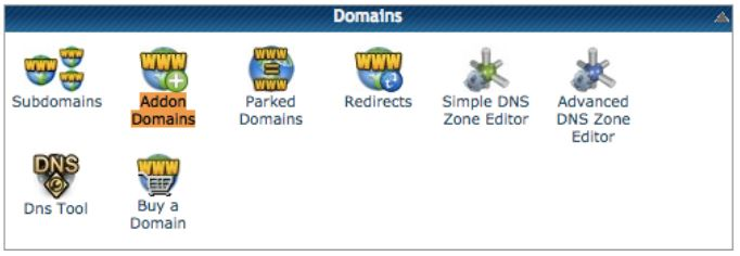 navigate-to-addons-domains