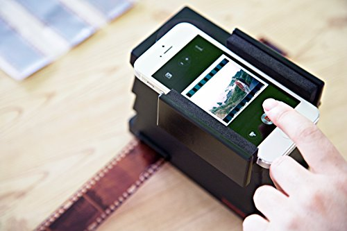 The Lomography Smartphone Film Photo Scanner Is One Of Best Ways To Share Your Negatives With Friends And Family On Facebook Instagram