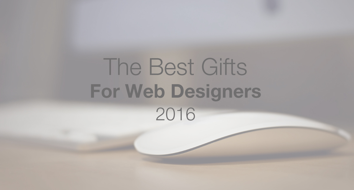 best gifts for web designers
