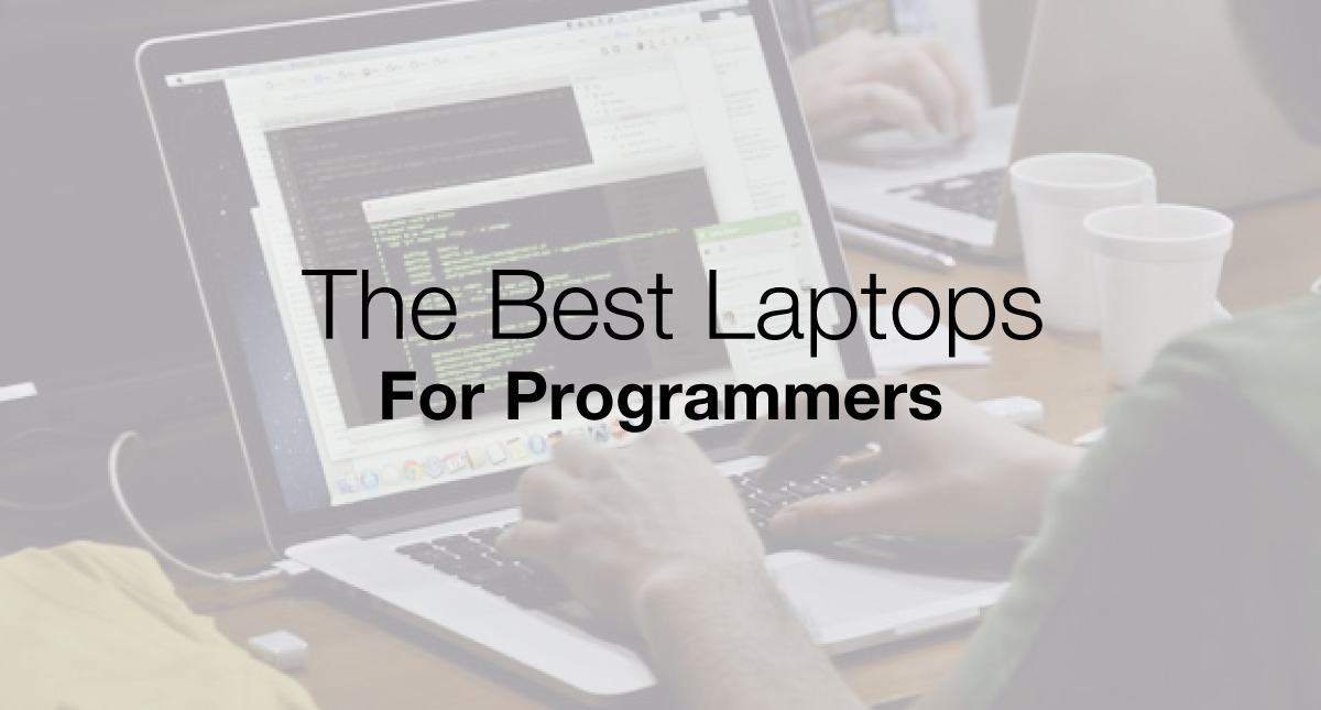 best laptops for programmers