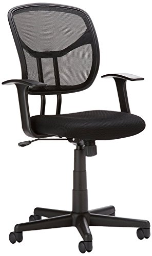 office chairs for less best designed for individuals who weigh 225 pounds or less the amazonbasics midback mesh chair uses padded seat and contoured mesh back to provide support best ergonomic office chairs 2018 make website hub
