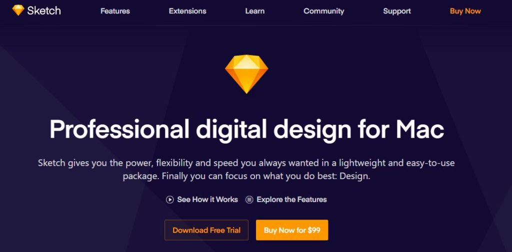 best tool for web design on mac