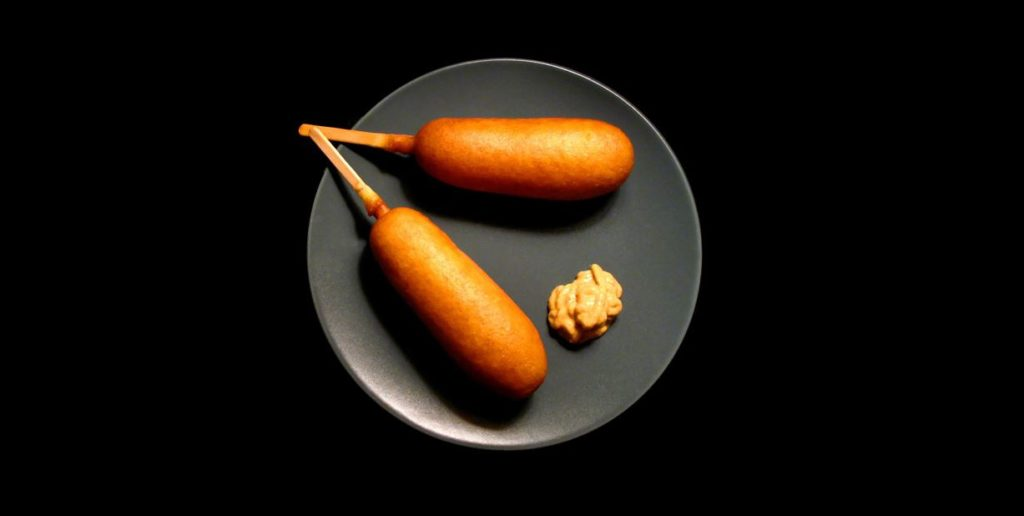 corn dog on corn dog weirdest websites