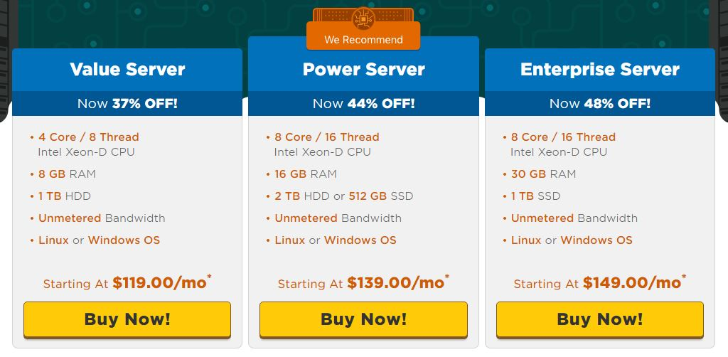 hostgator-dedicated-server-prices