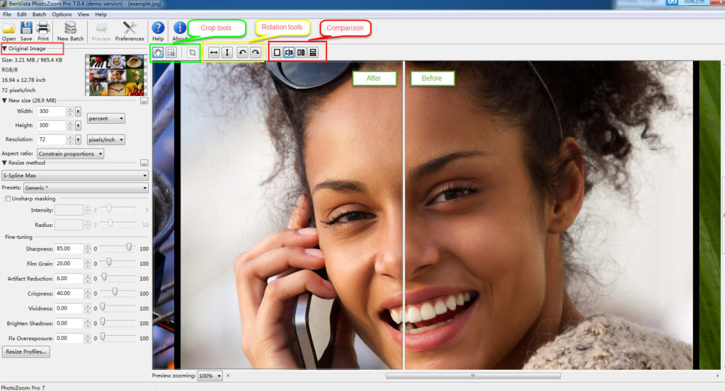 How To Resize Images And Make Images Larger Without Losing Quality