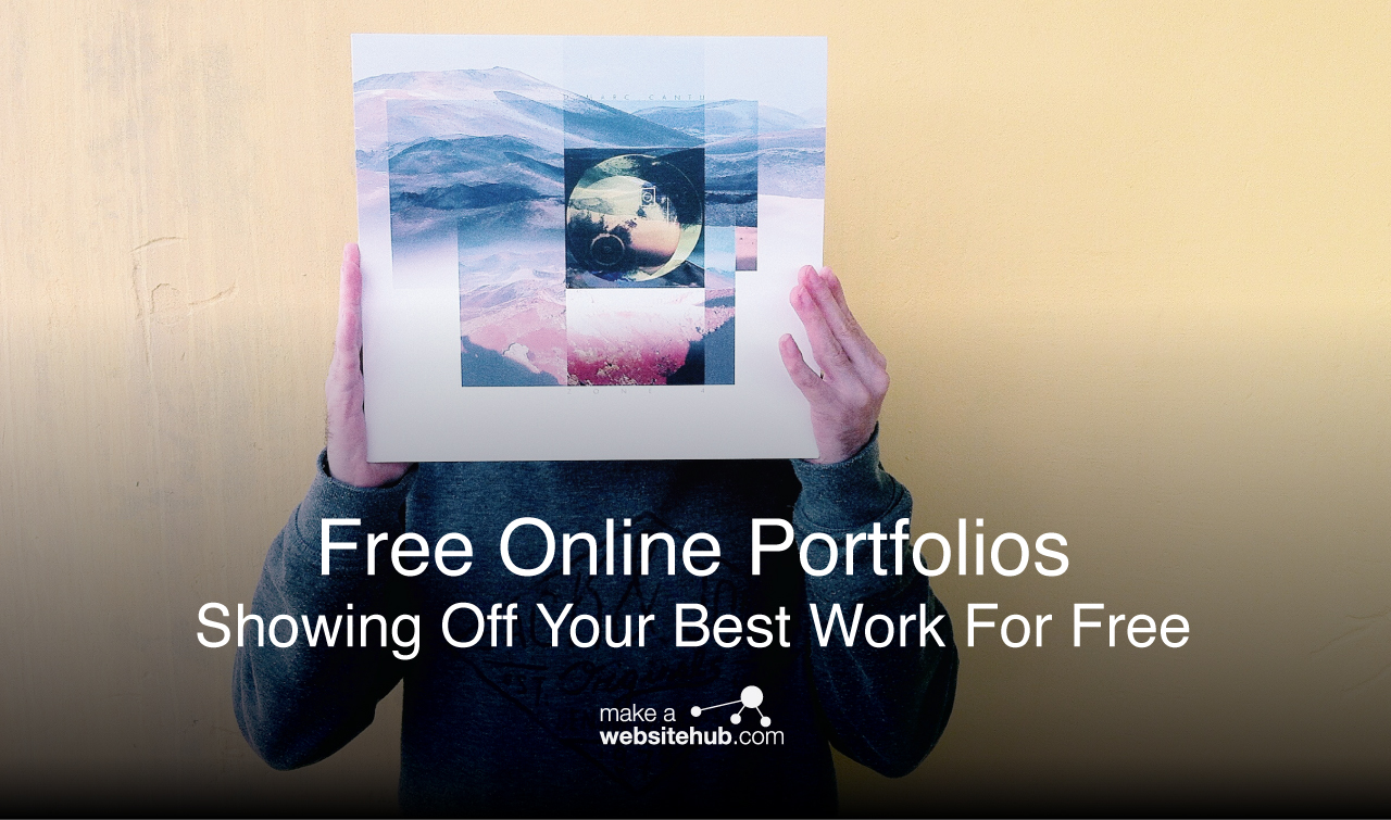 80f96cd66a8fe1 Best Free Online Portfolio Creators – 2019 – Showing Off Your Best Work For  FREE