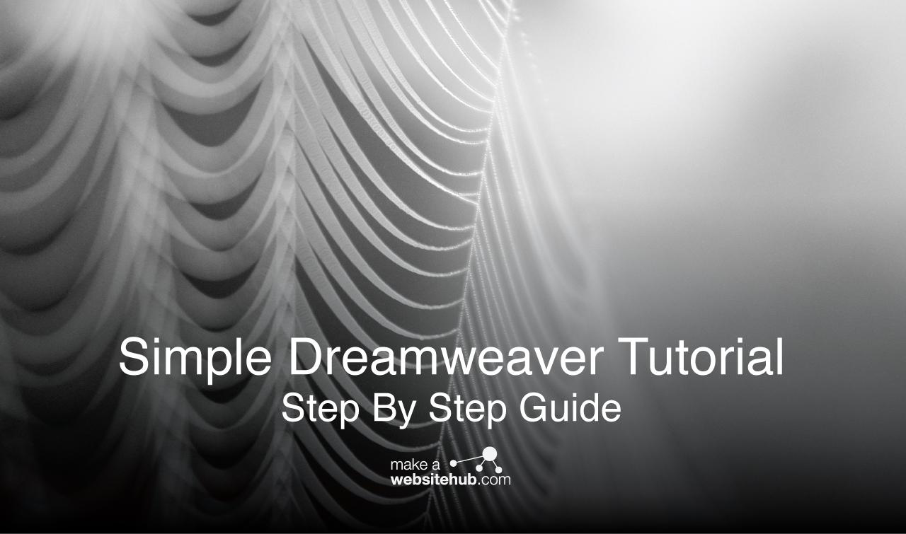 Tutorial Macromedia Dreamweaver 8 Pdf