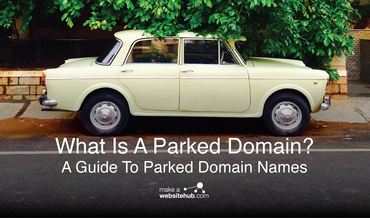 parked domains