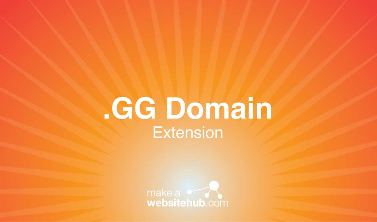 gg domain name extension