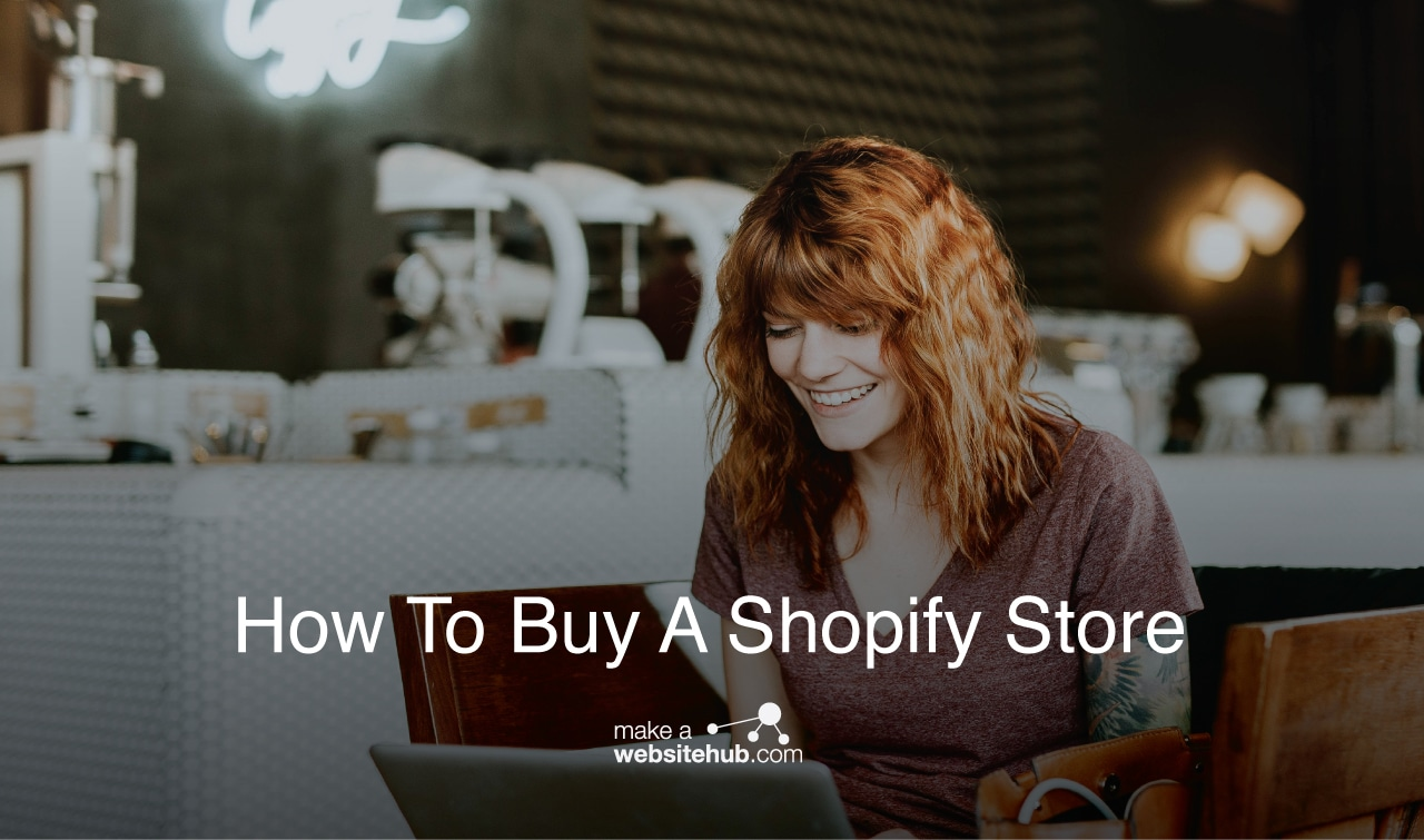how to buy a shopify store