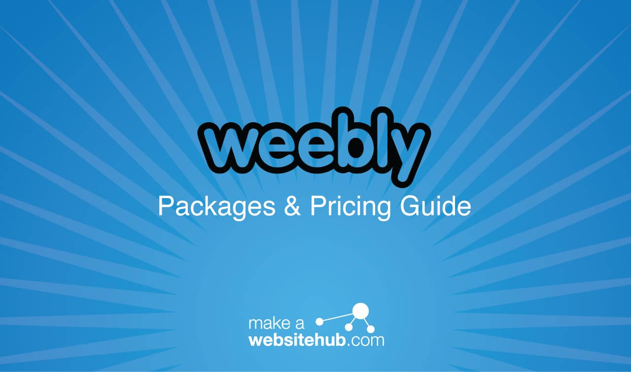 weebly pricing guide header